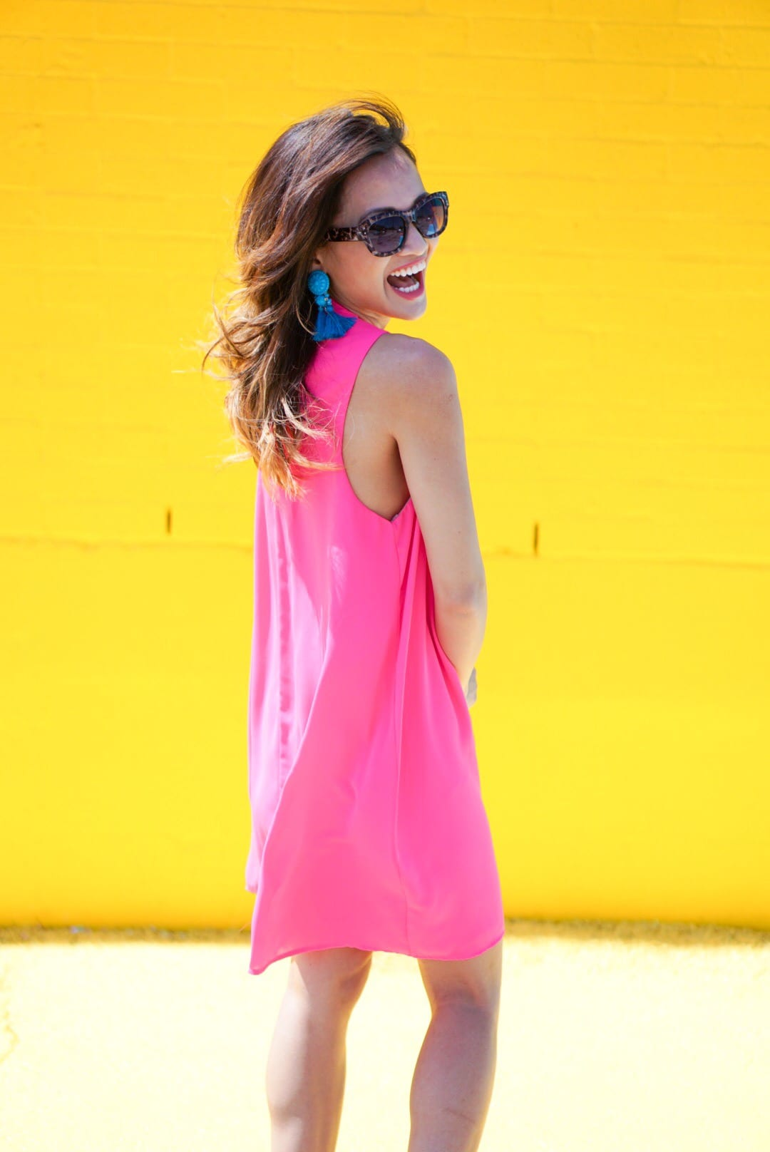 Ever So Shift Dress + The Well Clothing Boutique Giveaway