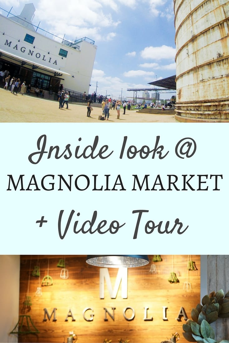 Inside Magnolia Market + Video Tour