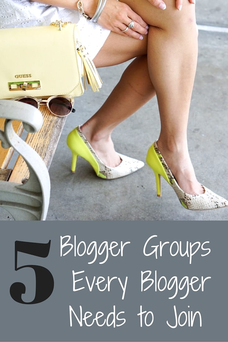 5 blogger groups every Blogger Needs to Join