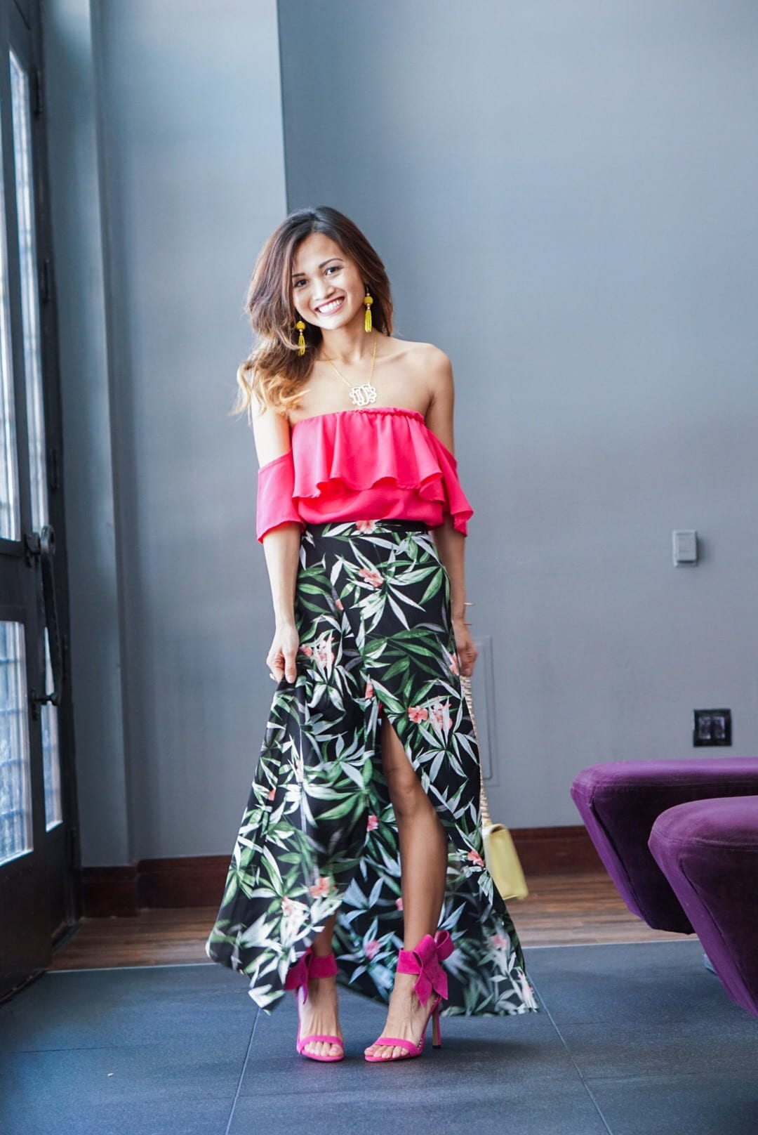 The Perfect Floral Skirt for Summer