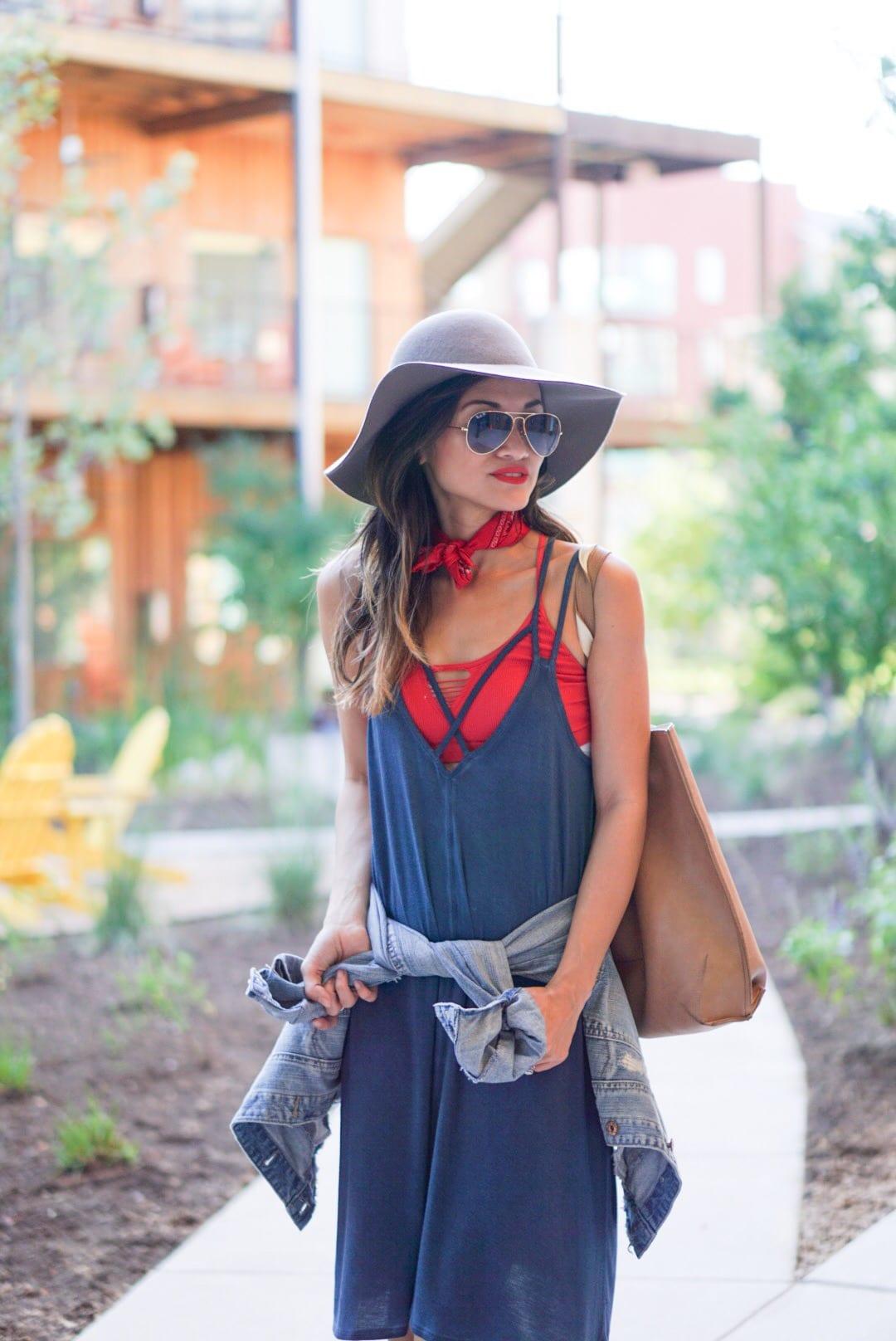4 Ways to Rock a Tank dress this Summer