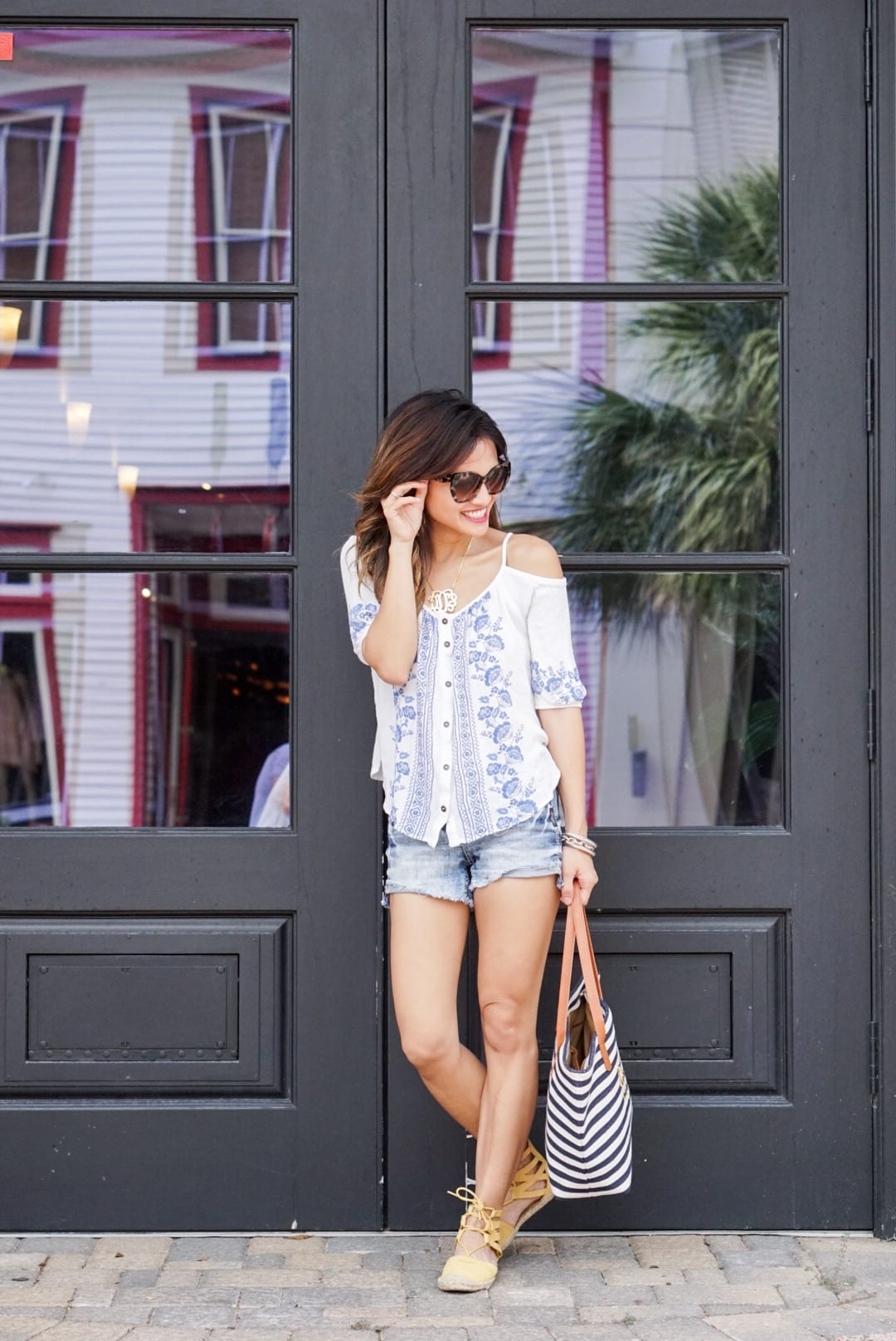 10 Must Have Embroidered Tops for Summer