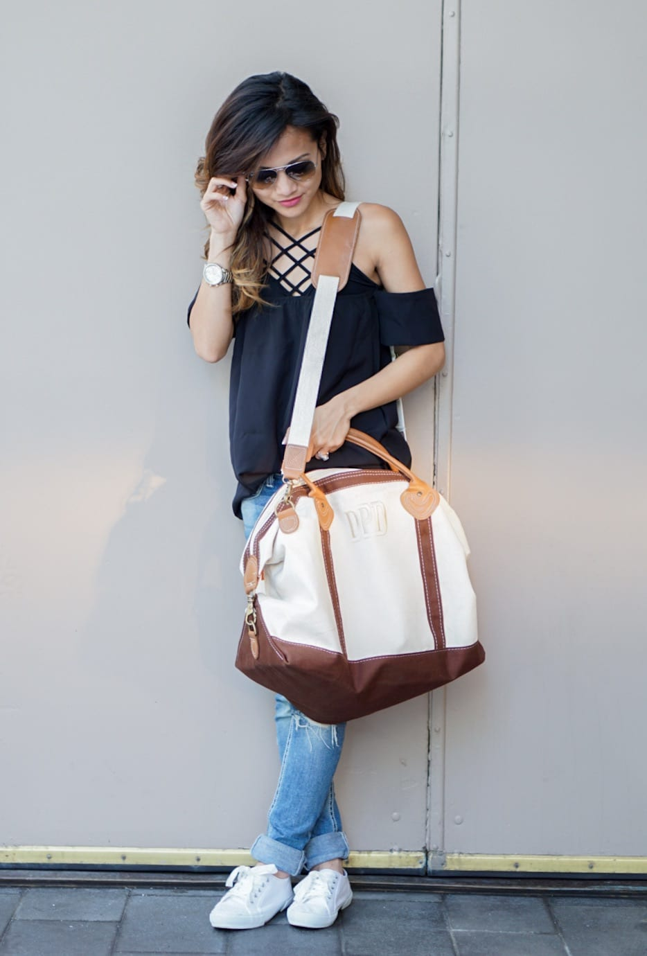 5 Travel Tips for Packing your Carry-On Bag, MONOGRAMMED LUGGAGE