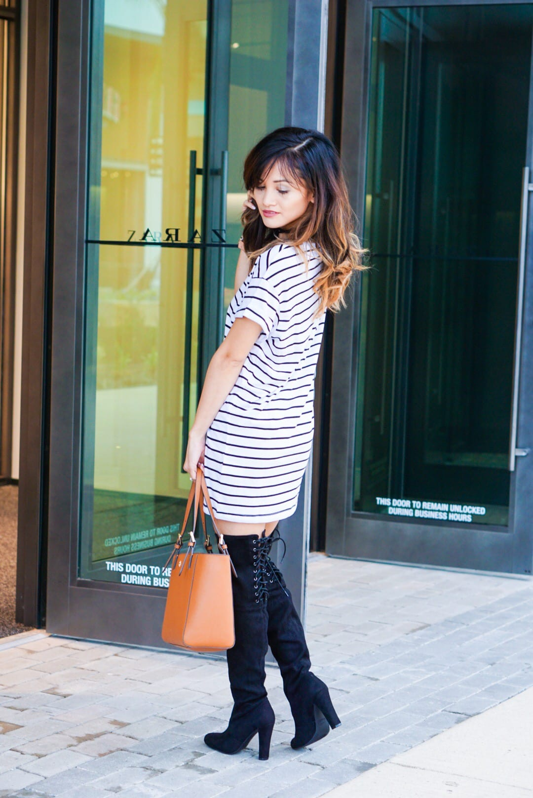 Now and Later: The T-Shirt Dress