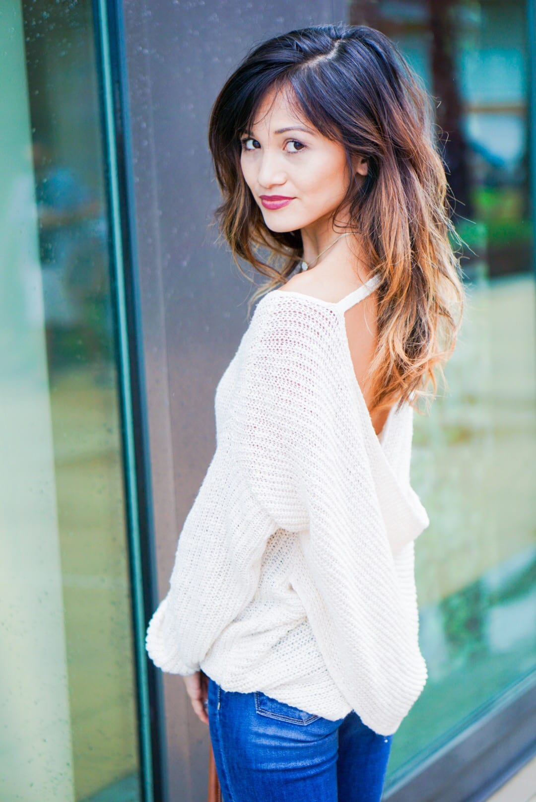 The Perfect Oversize sweater