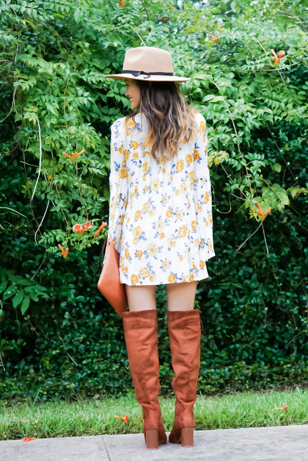 OTK Suede Boots + Why You Need Them
