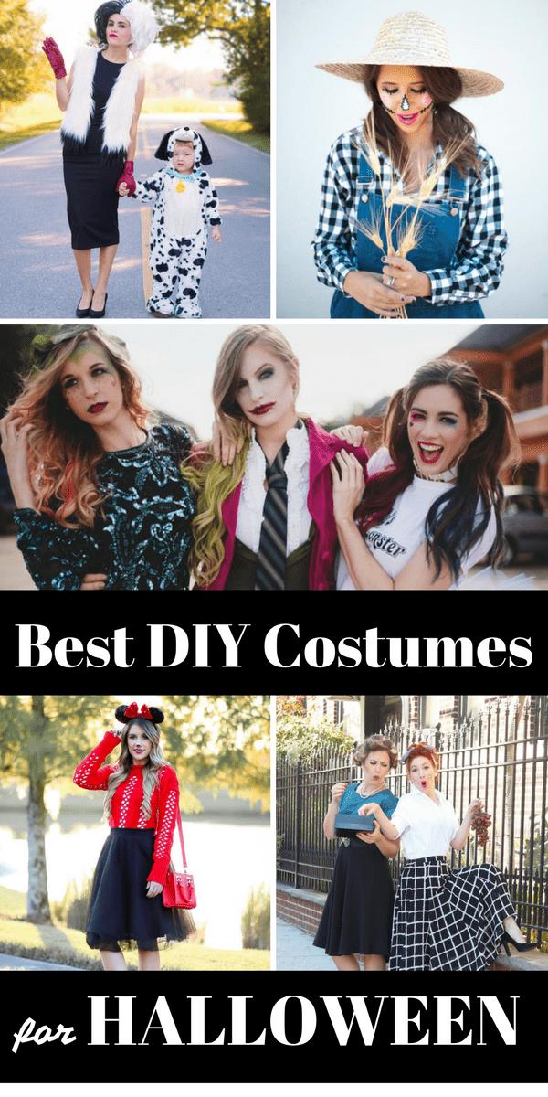 Best DIY Costumes for Halloween