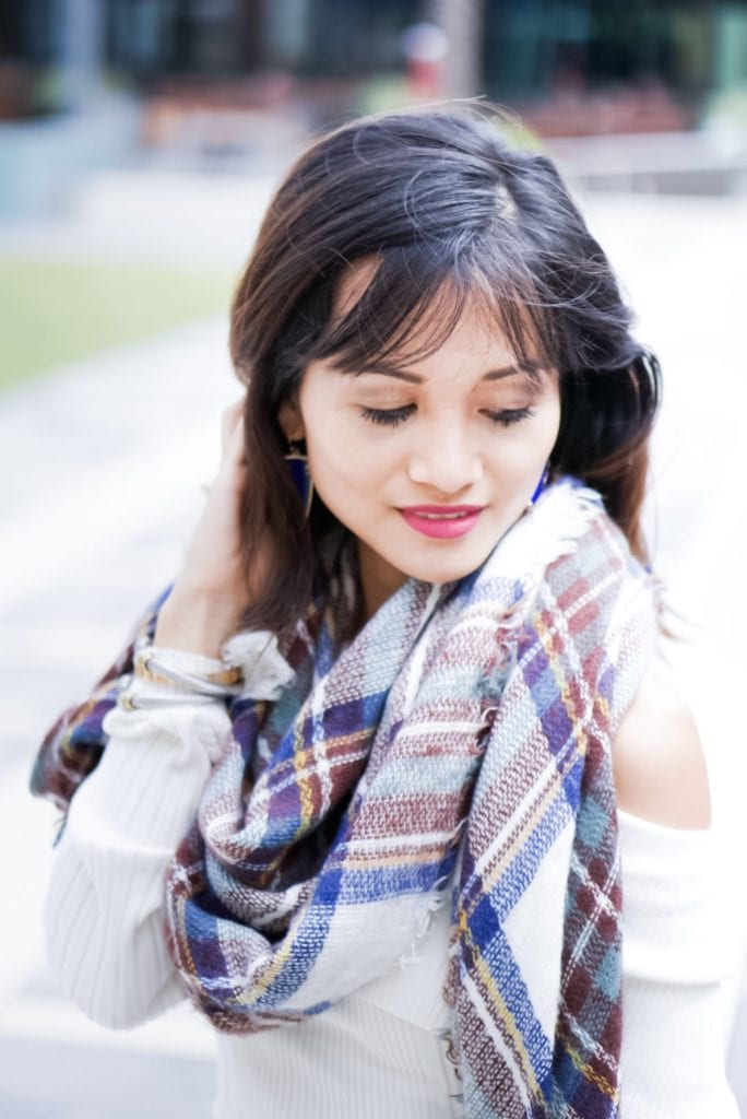 The Best Blanket Scarves for Fall