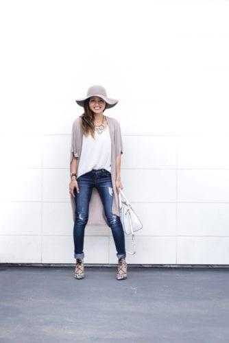 Fall Fashion Essentials for Under $100