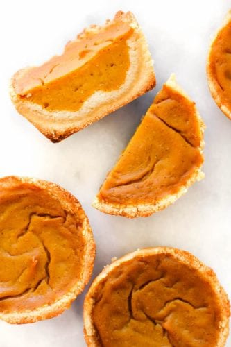 Healthy Pinterest Thanksgiving Desserts