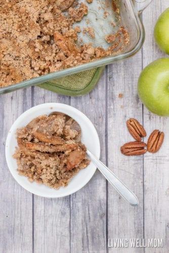 Healthy Pinterest Thanksgiving Desserts