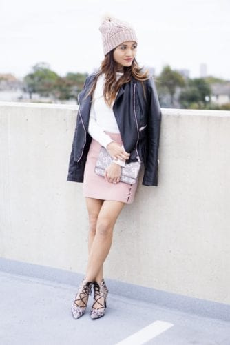 Mixing Old with New by Houston fashion blogger Dawn P. Darnell