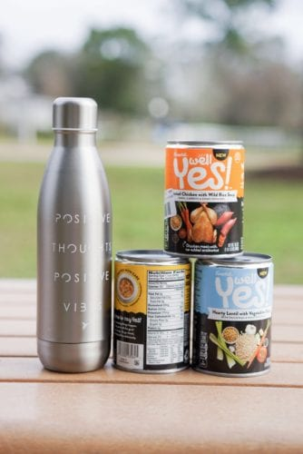 5 Tips to Make Time for Your Fitness Goals by Houston fitness blogger Dawn P. Darnell - Campbell's Soup_#WellYesMoment
