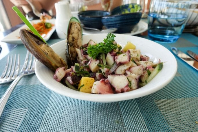 ceviche_maris_dreams resort