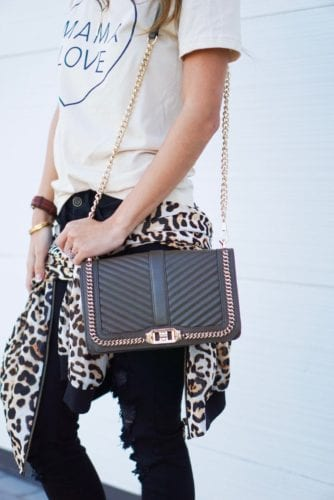 athleisure, Rebecca Minkoff, love cross body