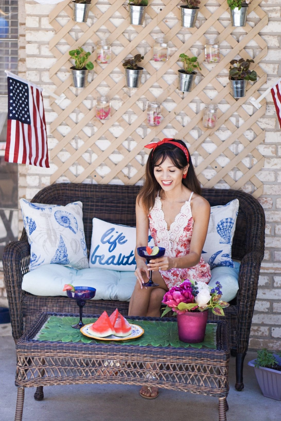 5 Tips to Get Your Summer Patio Ready with Pier 1 Imports by Houston blogger Dawn P. Darnell