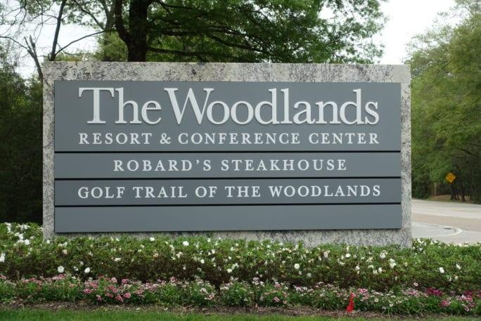 the woodland's resort