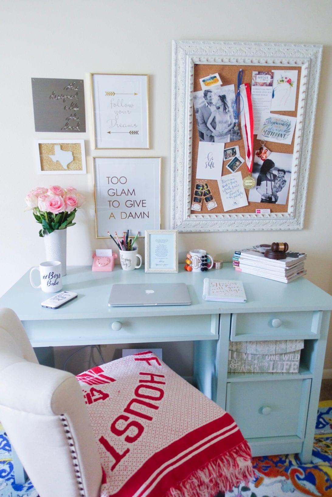 Dawn P. Darnell - Home Office Tour