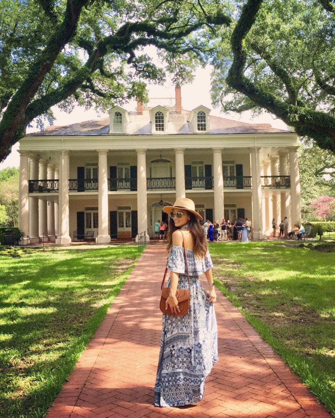 oak alley plantation, things to do in new orleans, visit new orleans, plantations