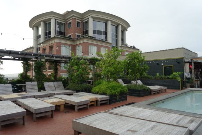 ace hotel new orleans, where to stay in new orleans, hotels in new orleans, rooftop pool