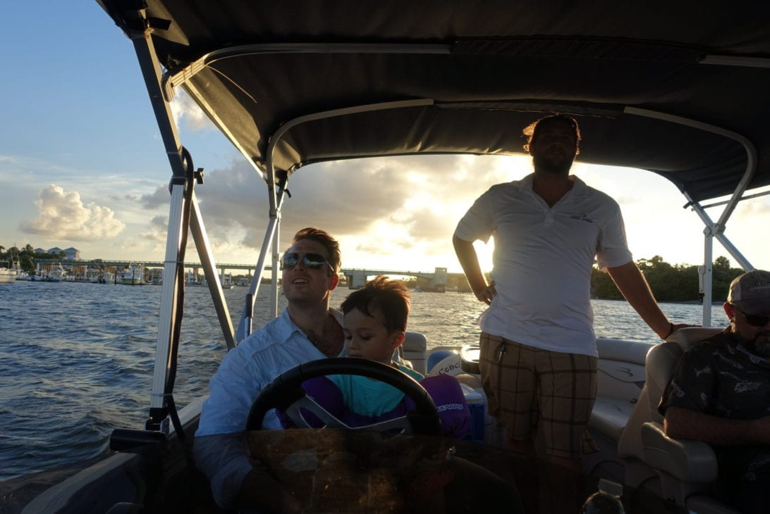Jupiter beach, Florida, treasure coast, palm beach, west palm beach, visit Florida, travel tips, Jupiter beach resort, sunset cruise, Jupiter cruise