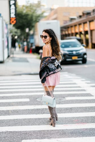 NYFW 2018 STREET STYLE, NYFW 2018 SHOWS, NYFW SCHEDULE, CHANEL BAG