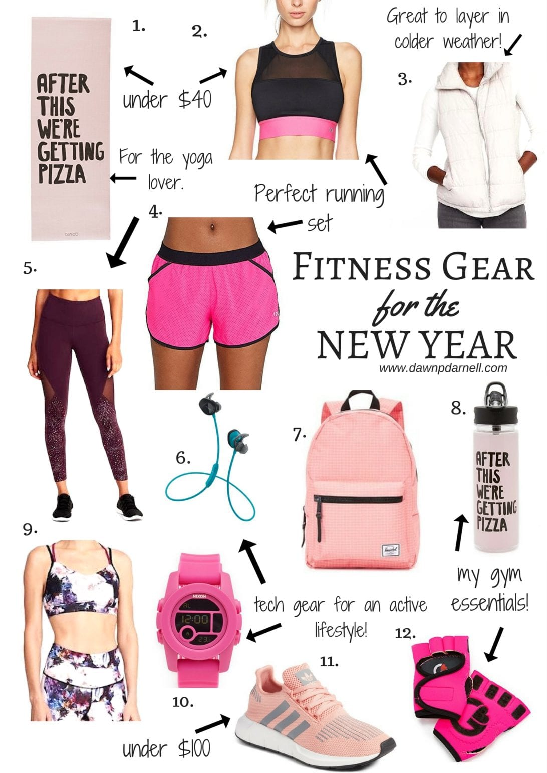 fitness gear, workout outfit, fitness style, fitness outfit, fitness fashion, winter fitness fashion, old navy activewear , fitness gear for the new year, fitness gift guide, new year resolutions, nike air Thea, fitness resolutions, pom beanie