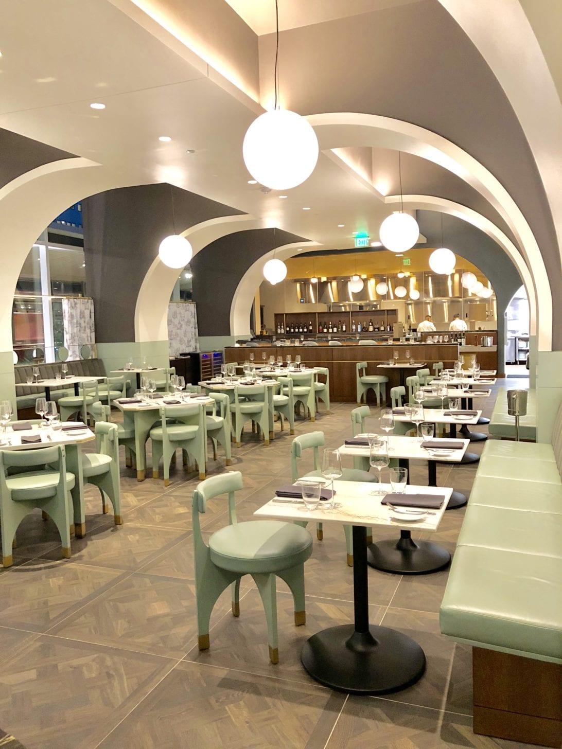 hotel Alessandra, luxury hotel, downtown Houston, Houston hotels, hotels for couples, staycation hotel, Lucienne, 5 star restaurant