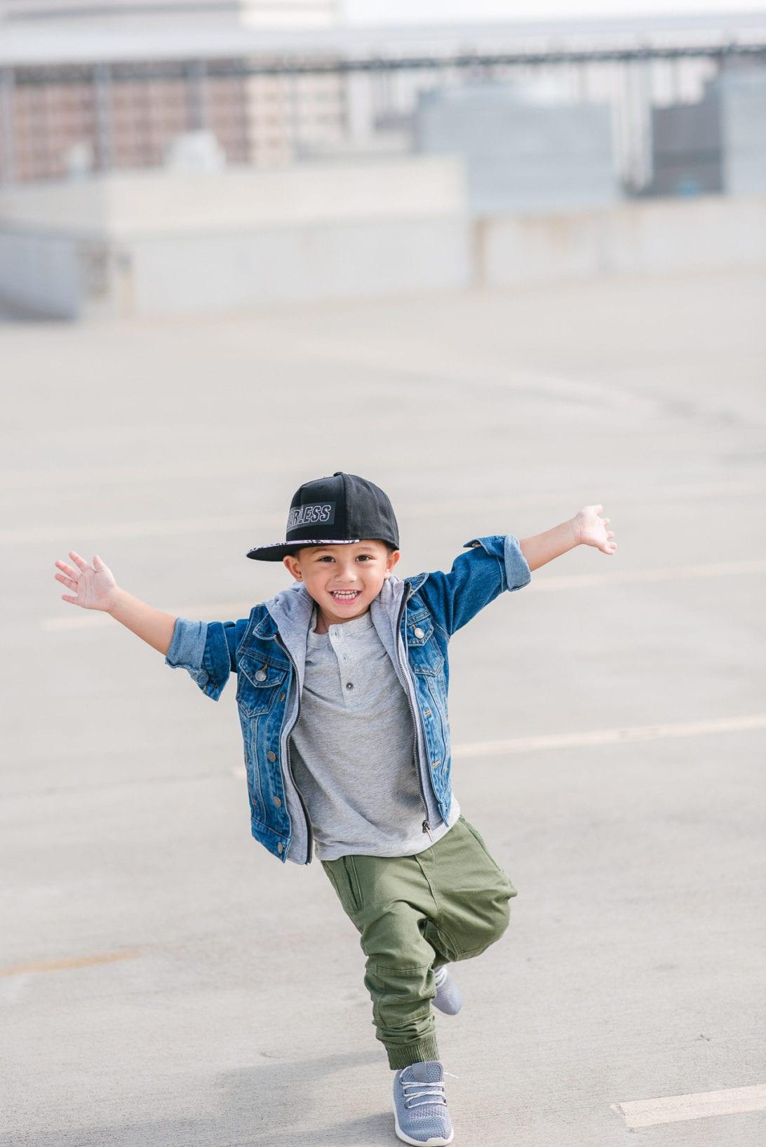 skateboard, toddler fashion, toddler boy style, urban toddler boy fashion, fitness fashion, Lorna Jane Activewear, leopard tights, mommy and me style, mommy and me fashion, #boymom, #houstonblogger, street style, fearless, comfort zone, face your fears