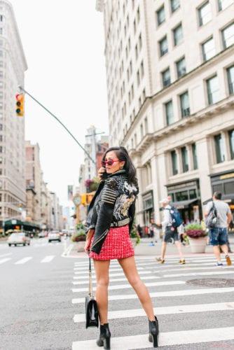 #nyfw #nycstreetstye #fashionootd