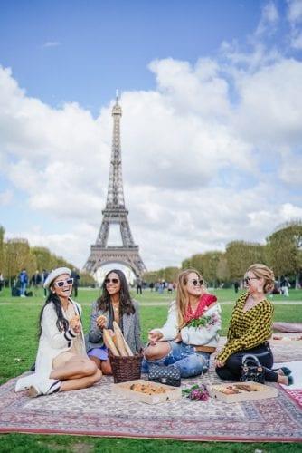 #Revovlearoundtheworld, #revolveambassador, girls trip to Paris, France