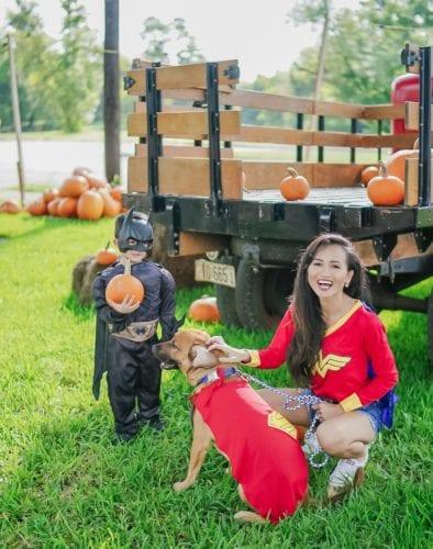 Houston Halloween events, family halloween events