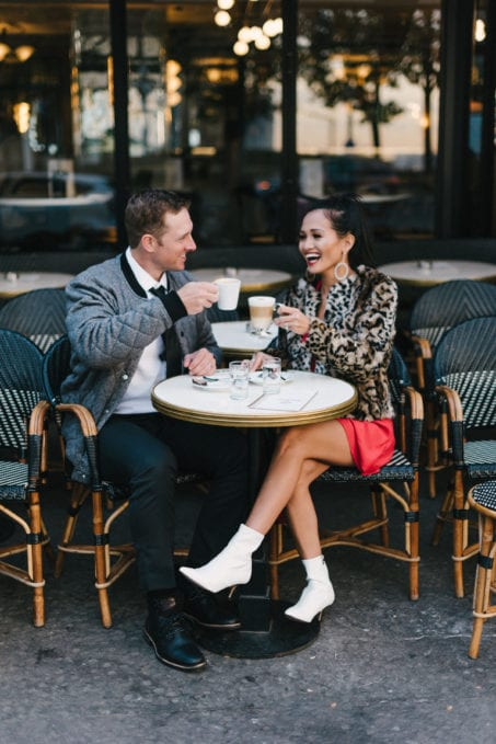 engagement photoshoot, couple goals, Paris, France