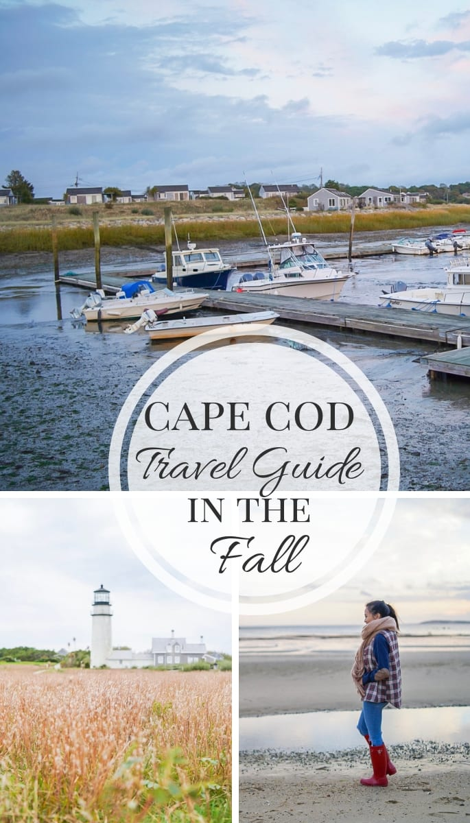 Cape Cod travel guide, travel in the fall, New England