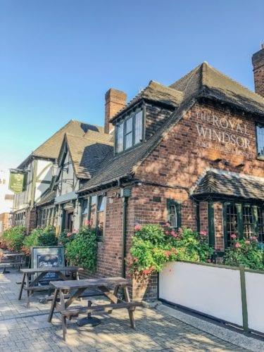 the Royal Windsor Pub