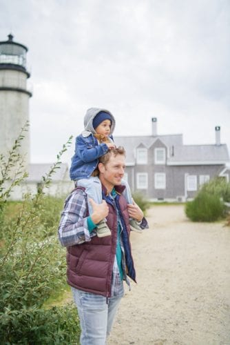 FATHER AND SON, MEN'S FALL FASHION, MEN'S QUILTED VEST, OLD NAVY STYLE