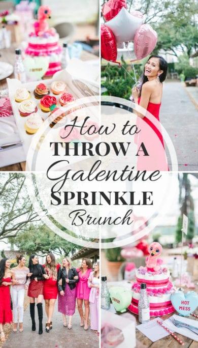 Galentine's Day, Galentine's Party, Valentine's Party, Valentine's Sprinkle, Valentine's diaper cake, Galentine's brunch, Valentine's brunch