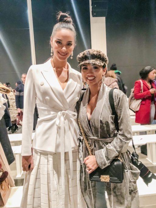 Miss Universe, Catorina Grey, Miss Phillipines, NYFW 2019