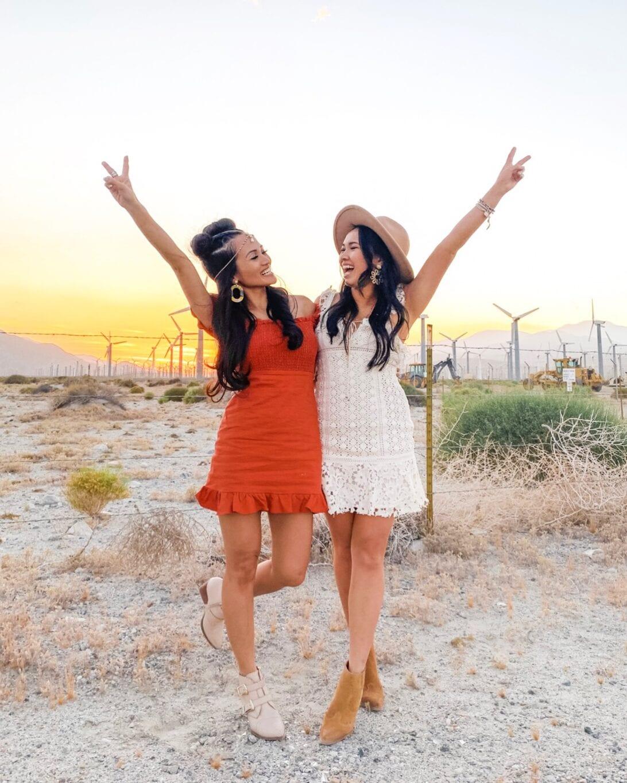 WIND MILLS, Palm Springs, hair jewels, bohemian hair jewels