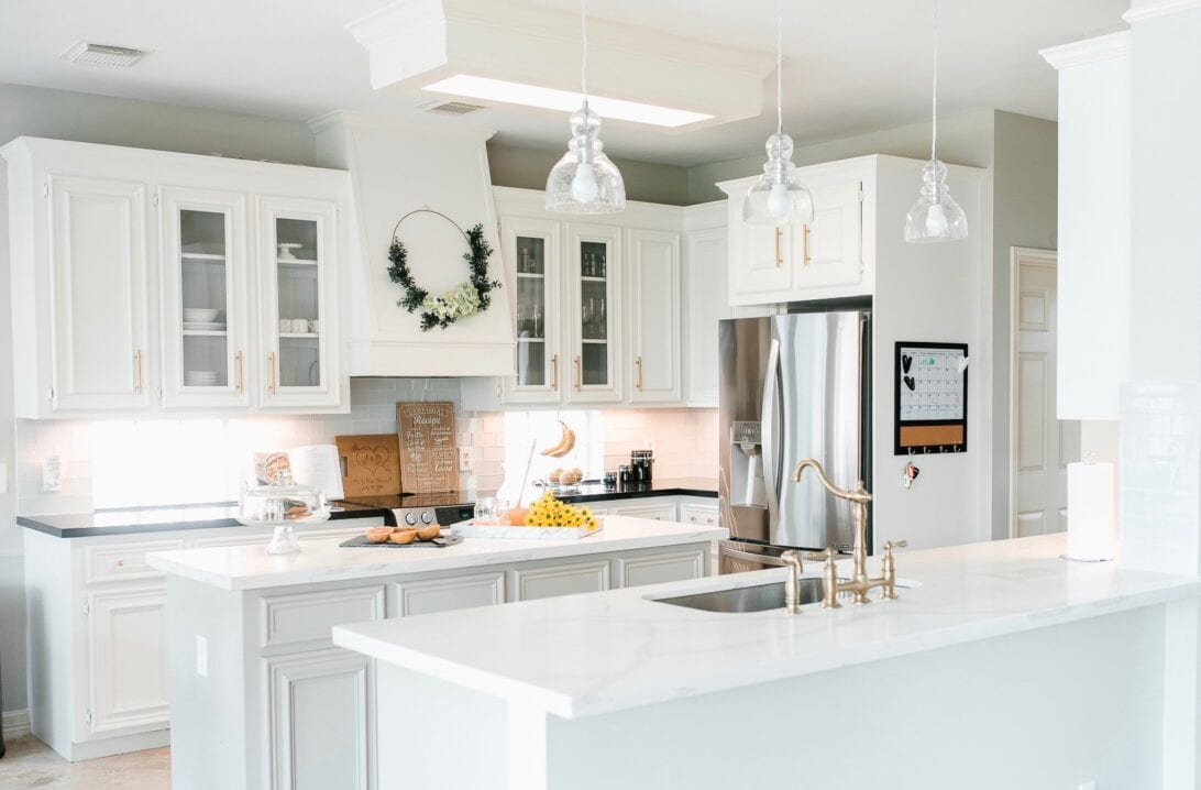 kitchen design, kitchen remodel, modern kitchen, farm house kitchen, glam kitchen,