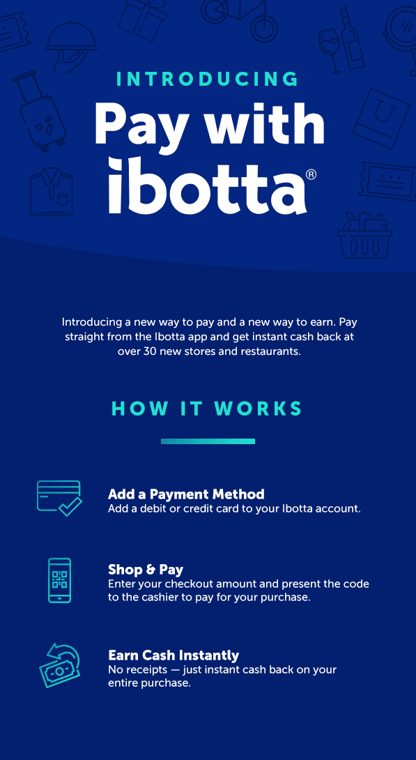 IBOTTA, PAY WITH IBOTTA