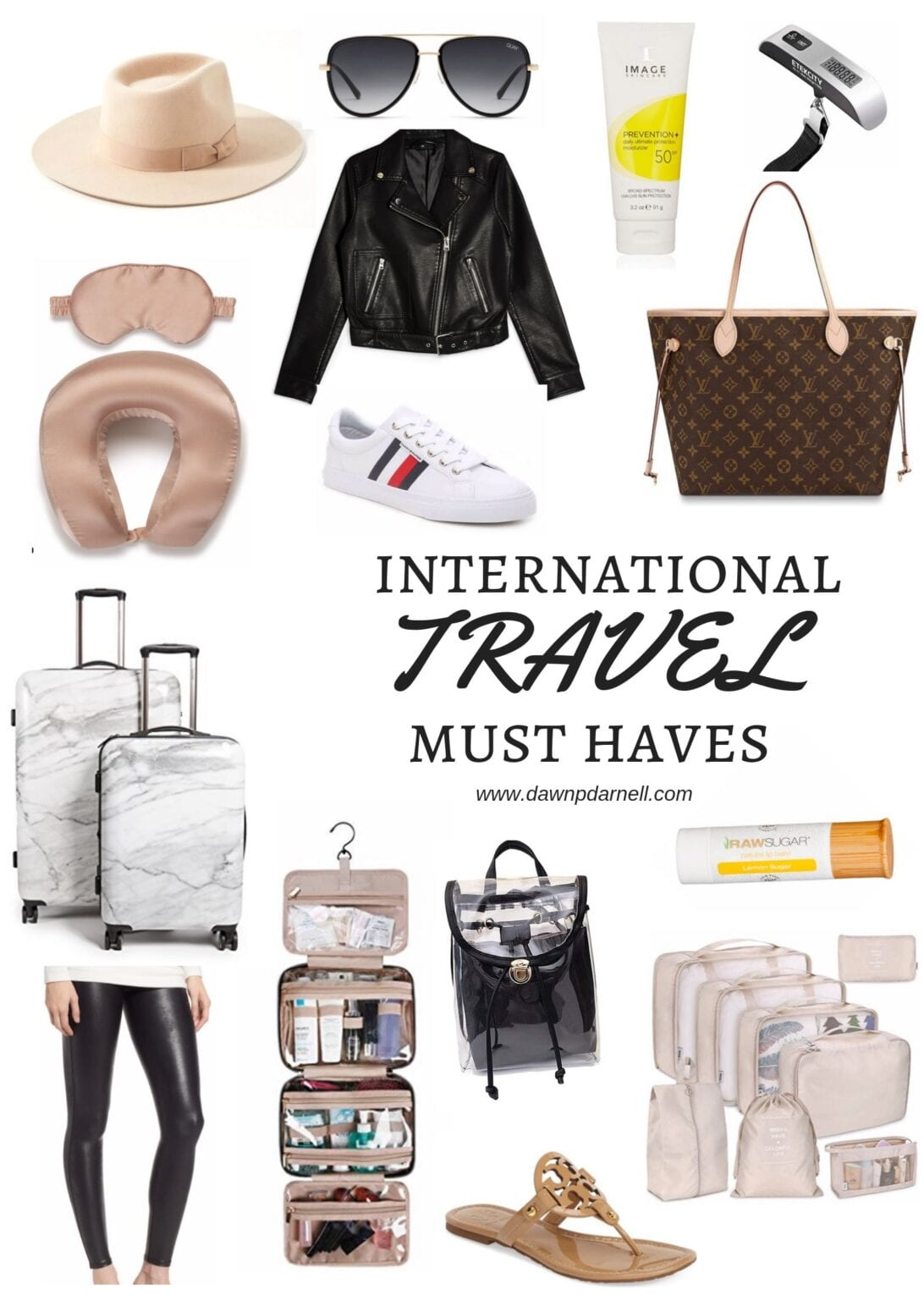 airplane essentials, what to pack in the fall, travel must haves, travel essentials, what to pack, international travel, travel internationally, amazon dupes, Louis Vuitton never full GM, Calpak luggage, luggage organizer