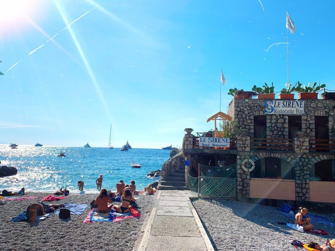 Le Sirene, Capri, Italy
