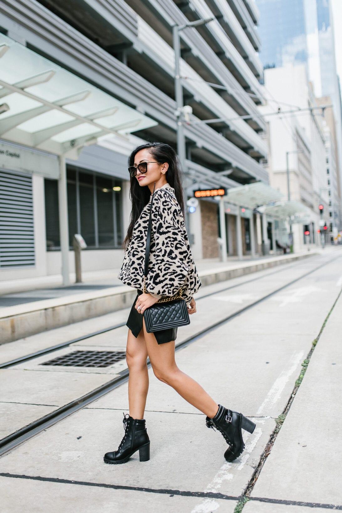 street style fashion, Houston fashion blog, city stall, fall style