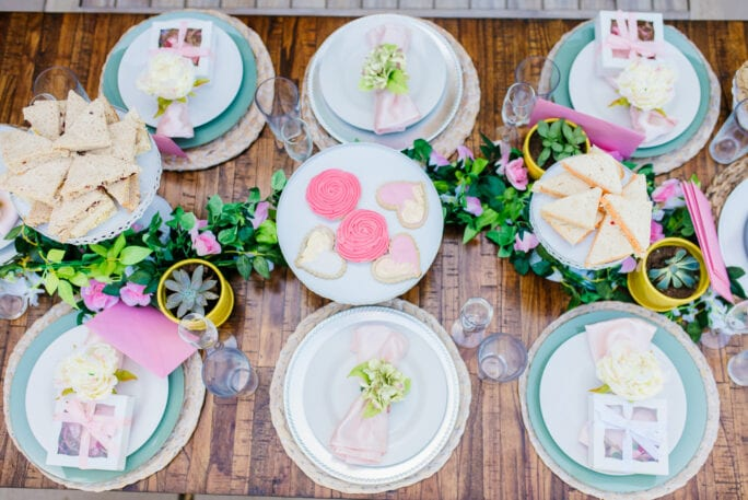 Mother's Day table spread, outdoor tea, outdoor afternoon tea