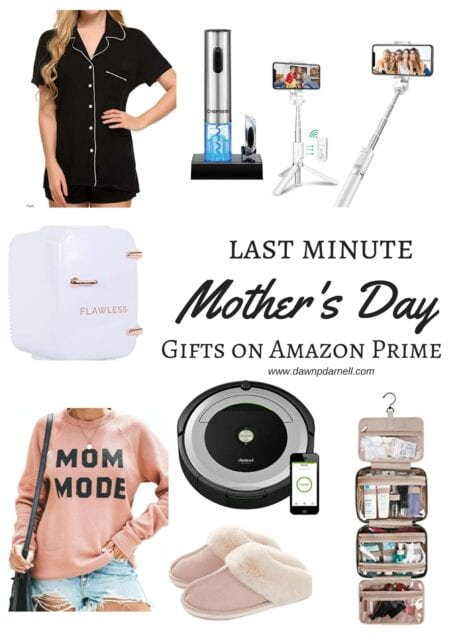 Mother's Day gifts, Amazon, Amazon prime