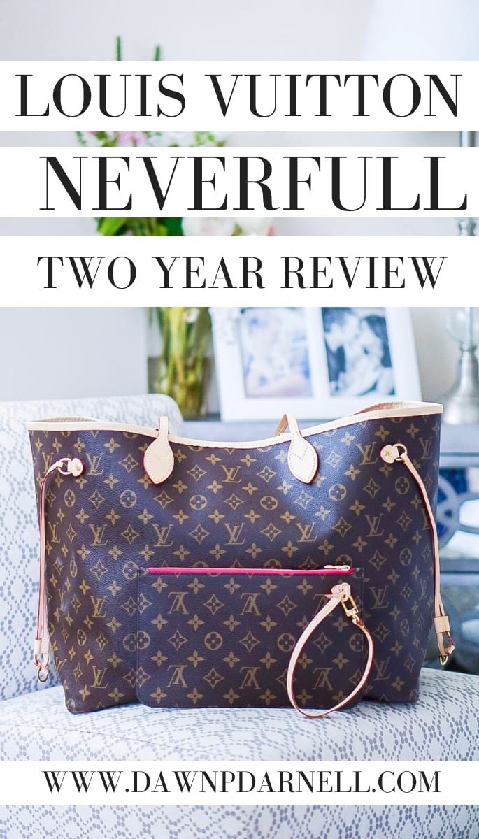 Louis Vuitton, TWO YEAR REVIEW, NEVERFULL, Louis Vuitton BAG