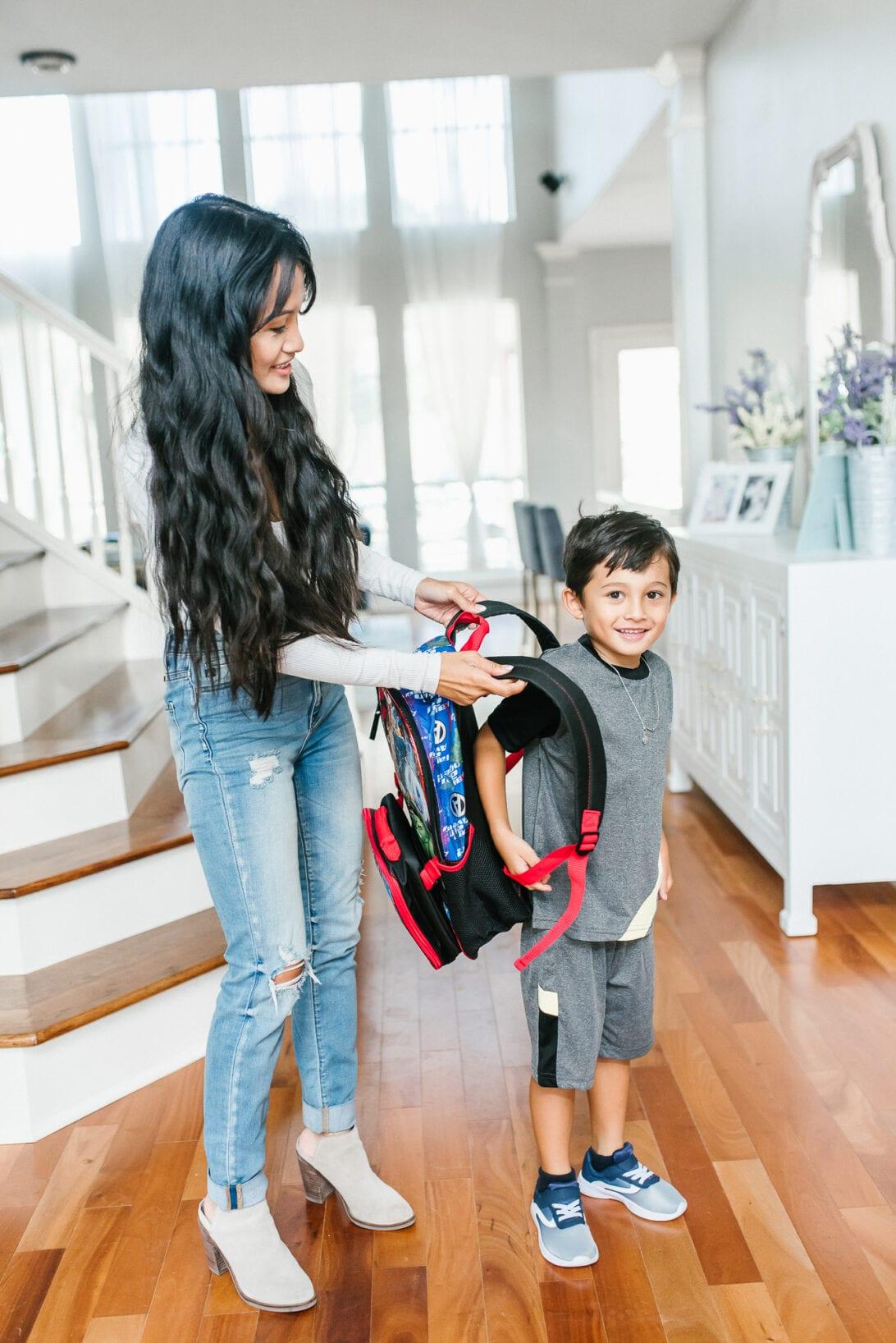 avengers backpack, back to school backpack