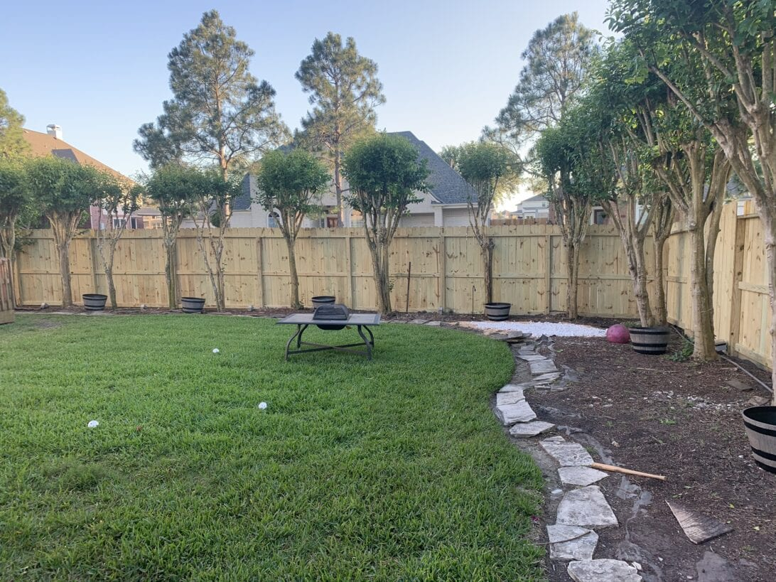 backyard diy