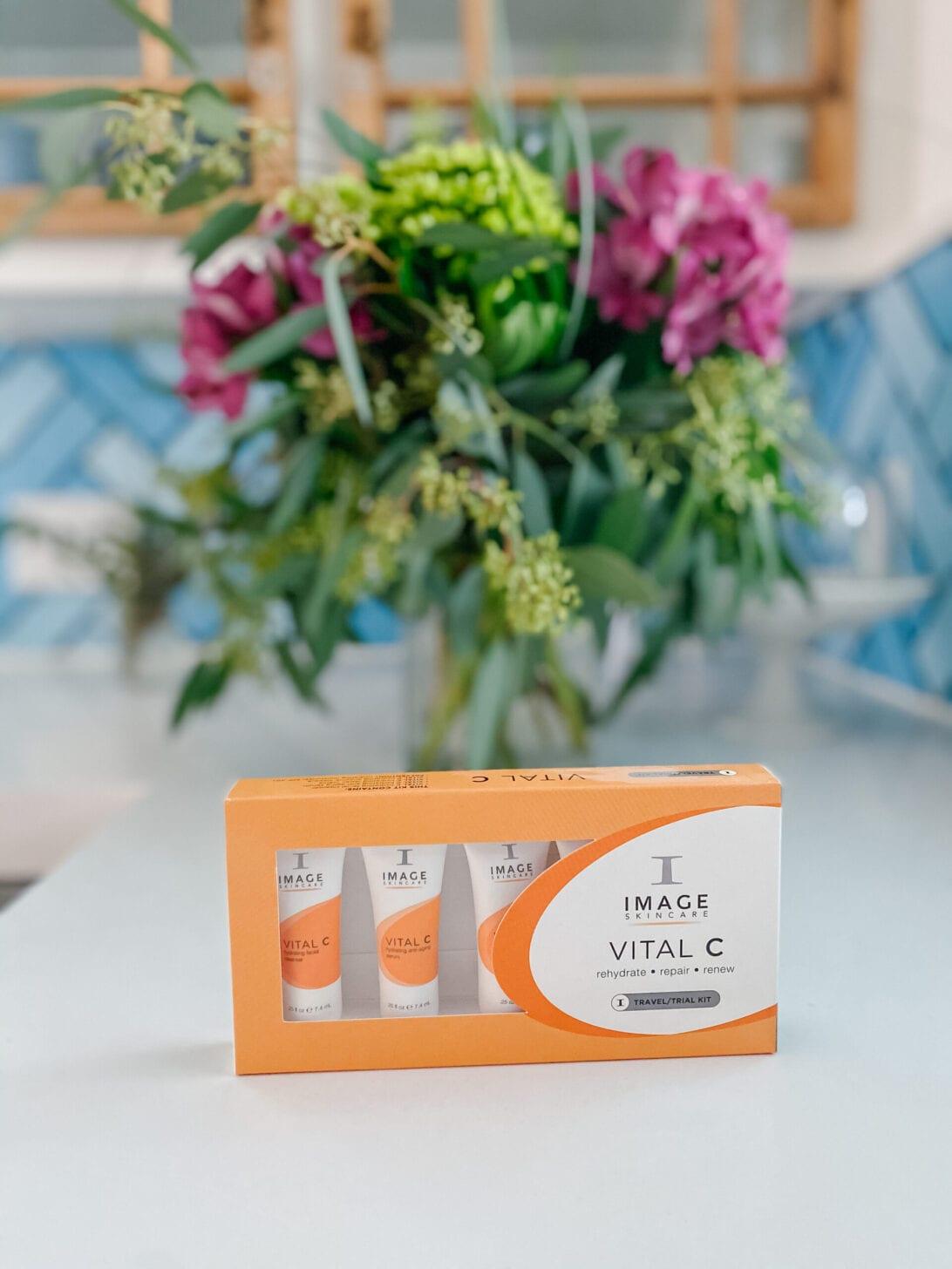 IMAGE SKINCARE VITAL C TRAVEL KIT, WALMART, Fall Skincare Essentials